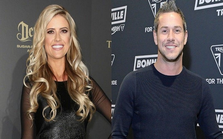 Christina El Moussa Marries Girlfriend Ant Anstead in Romantic Ceremony