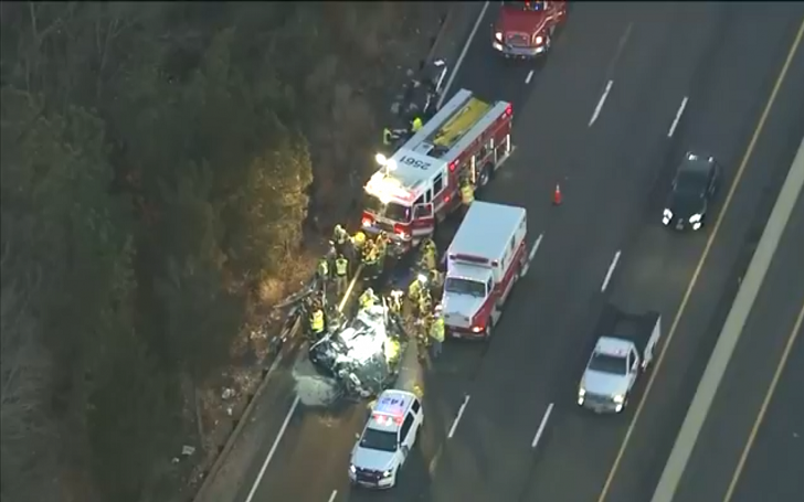 Vehicle Crashes into Tanker Truck in New Jersey: 4 Killed in Accident