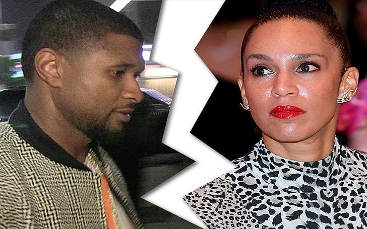 Usher Files for Divorce From Wife Grace Miguel Nine Months After Split