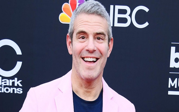 Andy Cohen is Reveals Gender of Child, Expecting Baby Boy Via Surrogate