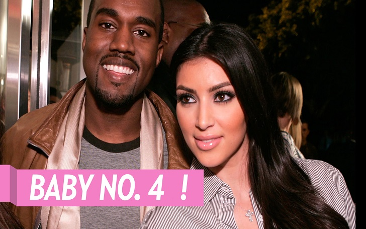 Kim Kardashian and Kanye West Are Expecting Fourth Child, Surrogate Pregnant With a Baby Boy
