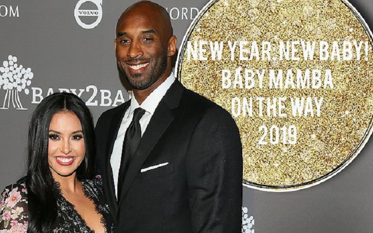 Kobe Bryant's Wife Vanessa is Pregnant, Expecting Fourth Child, a Baby Girl