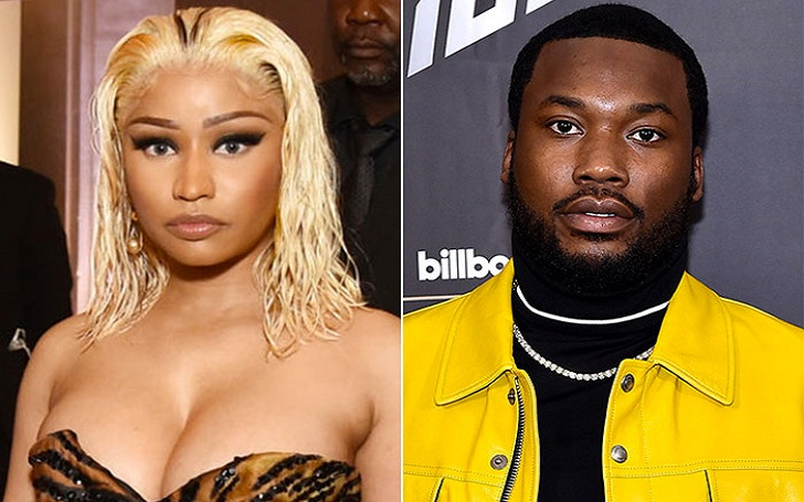 Nicki Minaj Knows Secrets About Ex-Boyfriend Meek Mill, Takes Aim at Him Onstage