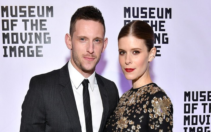 Jamie Bell's Wife Kate Mara is Pregnant, Expecting First Child Together