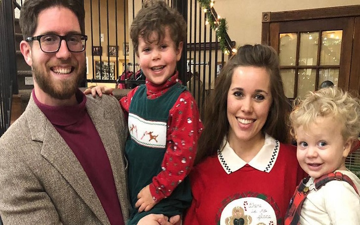 Jessa Duggar is Pregnant, Expecting Third Child With Husband Ben Seewald