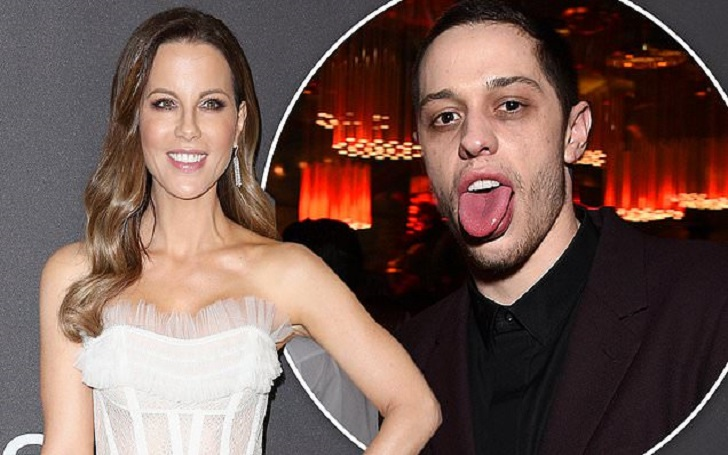 Kate Beckinsale Breaks Silence After Pete Davidson Dating Rumors