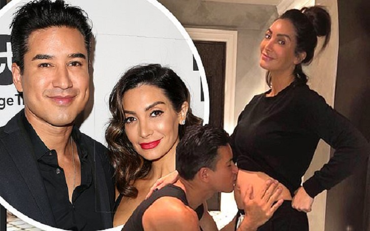 Mario Lopez's Wife Courtney Laine Mazza is Pregnant, Expecting Third Child