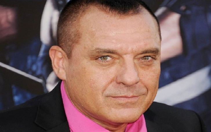 Tom Sizemore Was Arrested for Misdemeanor Drug Possession