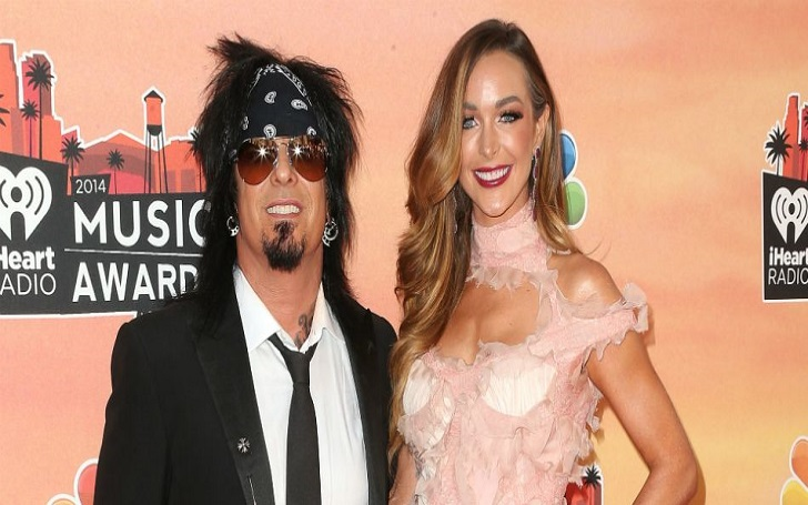 Nikki Sixx's Wife Courtney is Pregnant, Expecting First Child Together