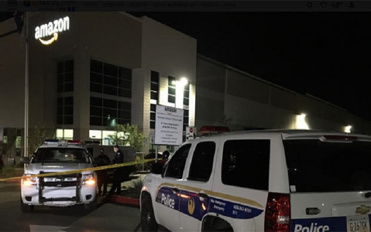 A Newborn Baby Found Dead in Toilet of Amazon Distribution Center in Phoenix