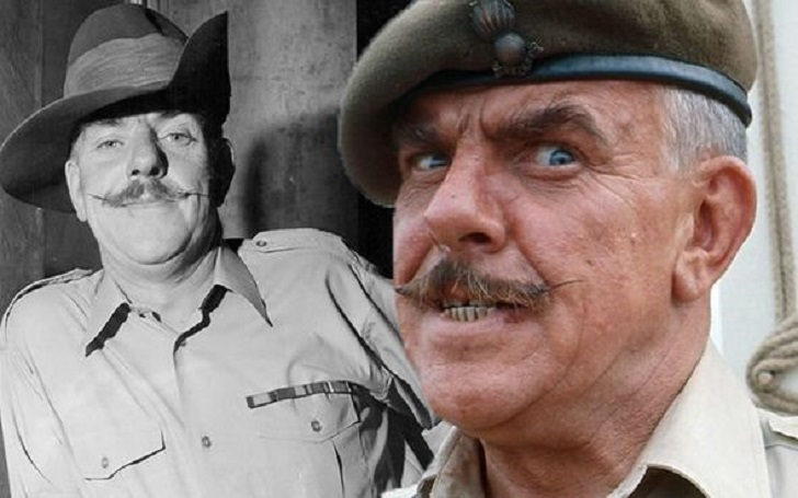 Windsor Davies, 'It Ain't Half Hot Mum' Actor, Dies at Age 88