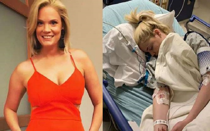 Ashley Martson Returns Home After Being Hospitalized and Undergoing Kidney Surgery