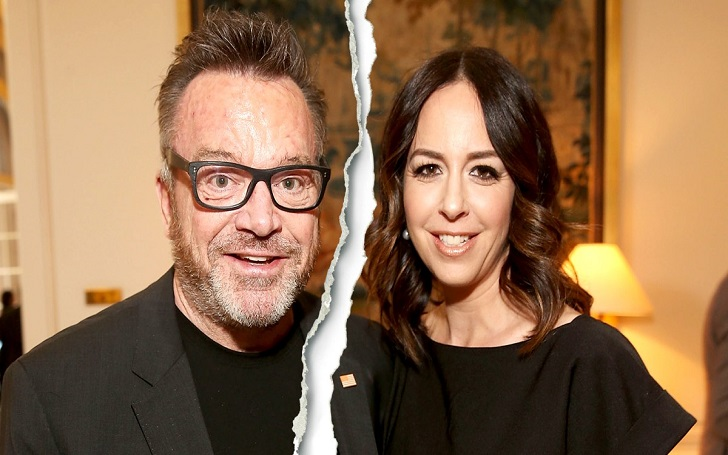 Tom Arnold Confirms His Split From Wife Ashley Groussman After 10 Years of Marriage