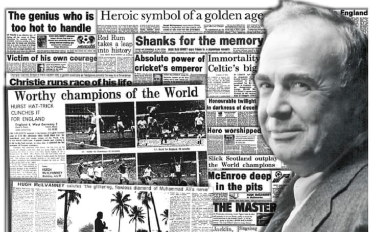 Hugh McIlvanney, Veteran Sports Journalist, Dies At Age 84