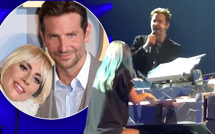 Bradley Cooper and Lady Gaga Perform A Star Is Born's 'Shallow' at Los Angeles Concert Amid SAG Awards 2019