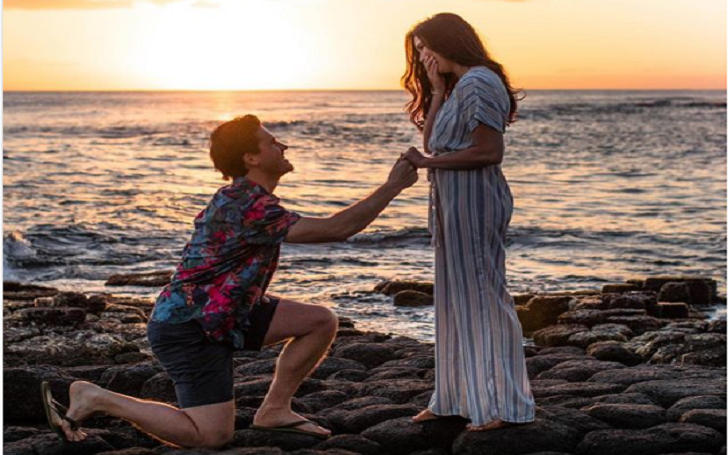 JJ Lane is Engaged to Girlfriend Kayla Hughes