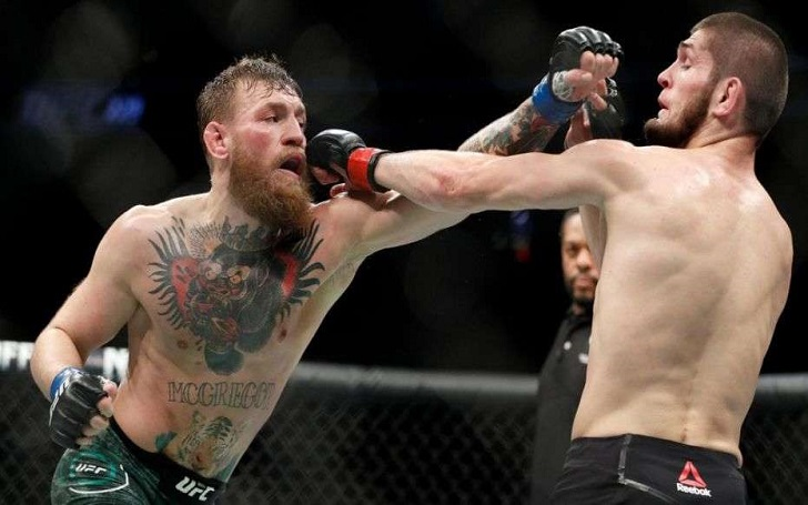 McGregor and Nurmagomedov Suspended and Fined for UFC 229 Post-Fight Brawl