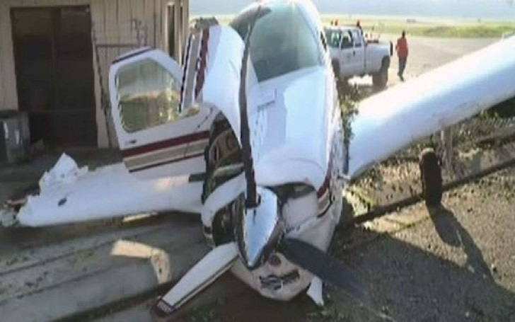 Plane Crashes at California Airport With Nobody on Board, Not Even Pilot