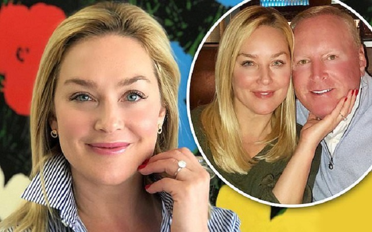 'Law & Order's Elisabeth Rohm Gets Engaged to Boyfriend Jonathan T. Colby