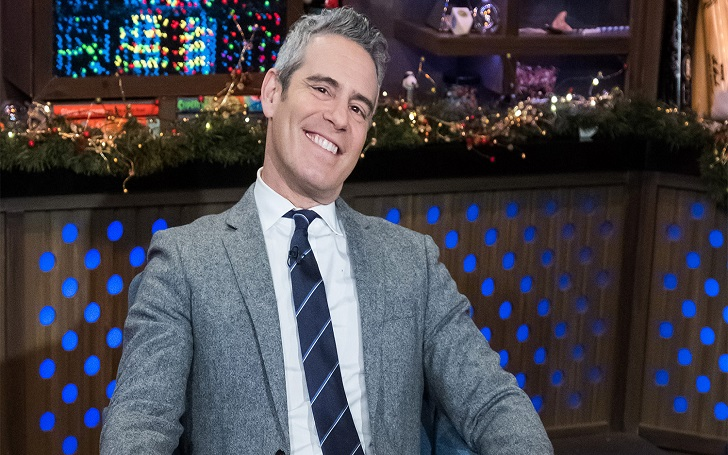 Andy Cohen Welcomes First Child, a Baby Boy Via Surrogate