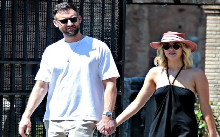 Jennifer Lawrence and Boyfriend Cooke Maroney Are Engaged