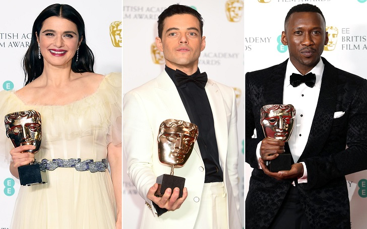 BAFTA Film Awards 2019: Complete List of Nominees and Winners