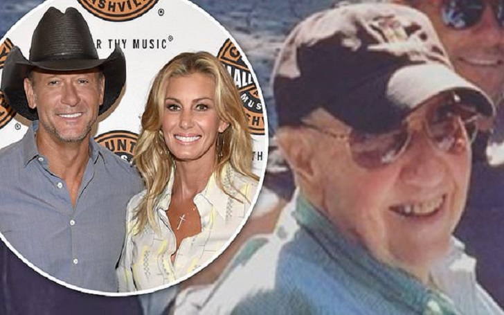 Ted Perry, The Father of Faith Hill, Dies, Tim McGraw Reveals