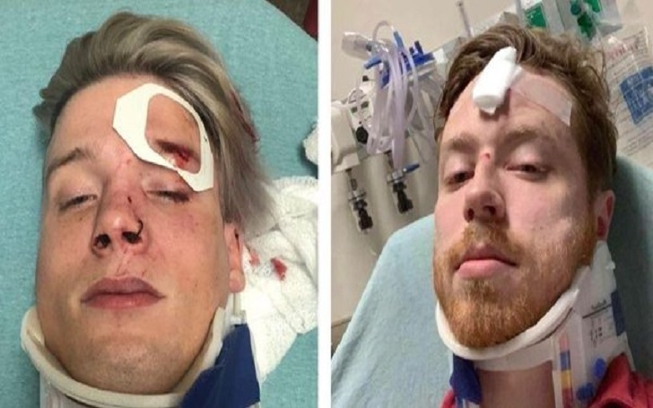 4 Texas Men Arrested and Charged in Beating of Gay Couple