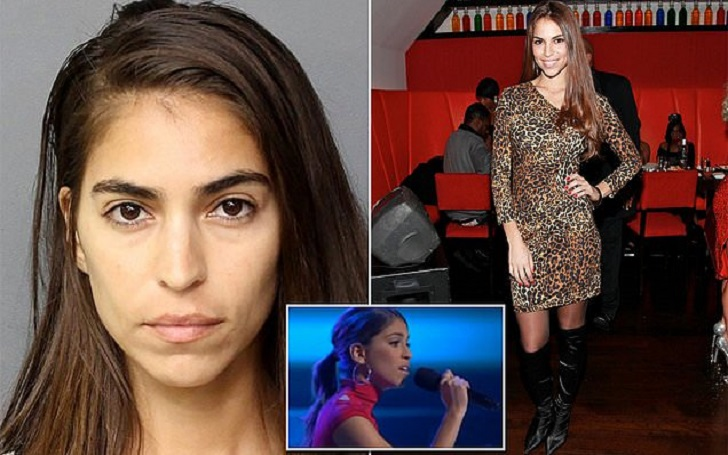 Antonella Barba Accused of Dealing 2 Lbs of Fentanyl Drugs