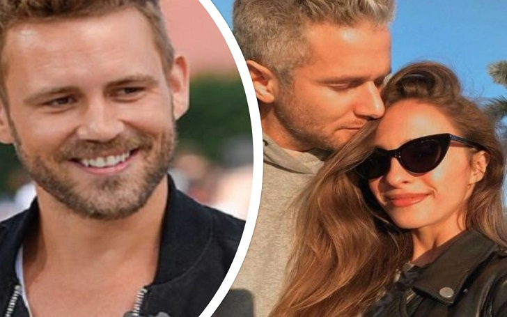 Nick Viall Reacts to Ex-Fiancee Vanessa Grimaldi's Relationship With Josh Wolfe