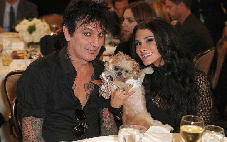 Motley Crue Drummer Tommy Lee Gets Married to Girlfriend Brittany Furlan