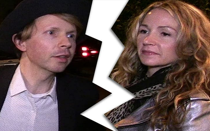 Beck Files For Divorce From Wife Marissa Ribisi After 15 Years Of