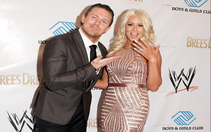 Mike 'The Miz' Mizanin's Wife Maryse Ouellet is Pregnant, Expecting Second Child