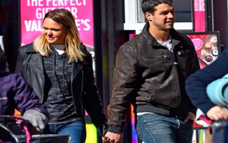 Miranda Lambert and Husband Brendan Mcloughlin Hold Hands in NYC, Wedding Rings Photos