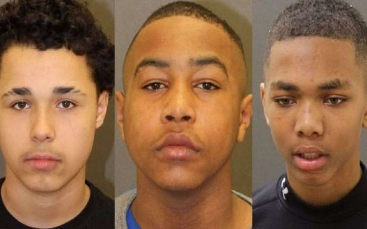 3 Maryland Teens and A Boy, 12, Arrested and Charged Rape of Woman, 19