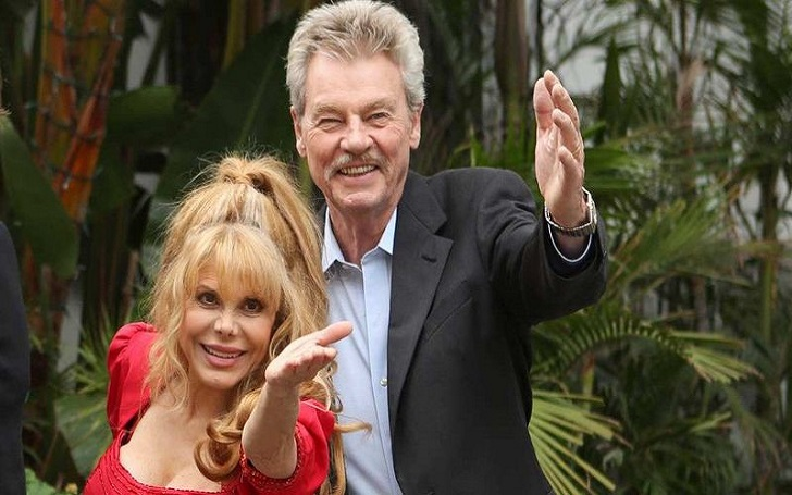 Charo's Husband, Kjell Rasten, 79, Died From Apparent Suicide