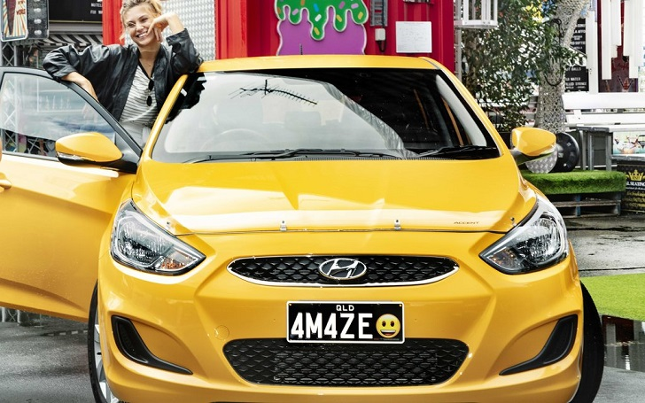 Australian Vehicles Will Have Emojis on License Plates