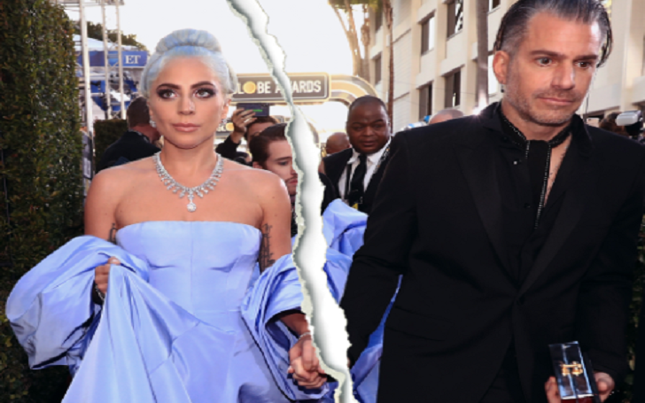 Lady Gaga and Christian Carino Split, Ends Engagement After 2 Years