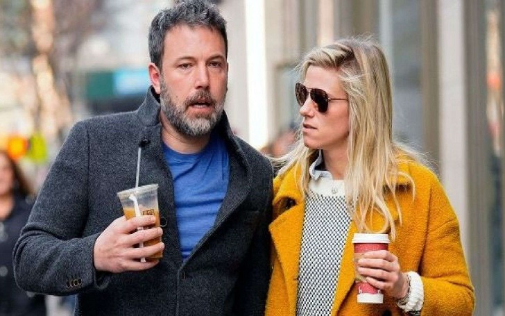 Ben Affleck and Lindsay Shookus Spotted on a Dinner Date in California Months After Split
