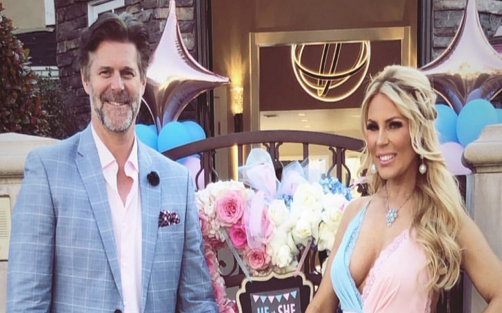 Pregnant Gretchen Rossi and Slade Smiley Are Expecting a Baby Girl, Gender Reveal Party