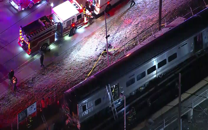 3 People Dead After Two Trains and a Vehicle Accident on Long Island in New York
