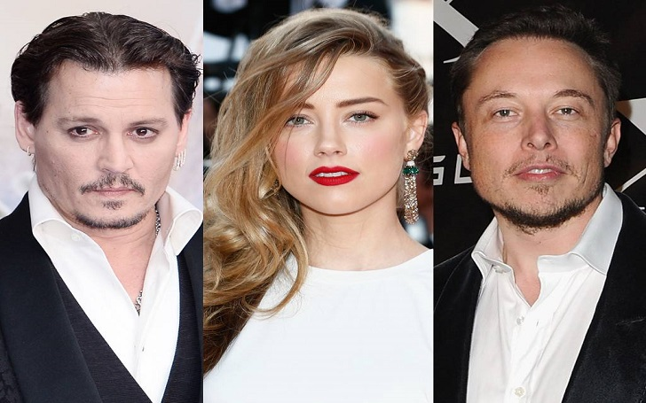 Johnny Depp Alleges Amber Heard Cheated on Him With Elon Musk in $50 Million Defamation Suit Filed