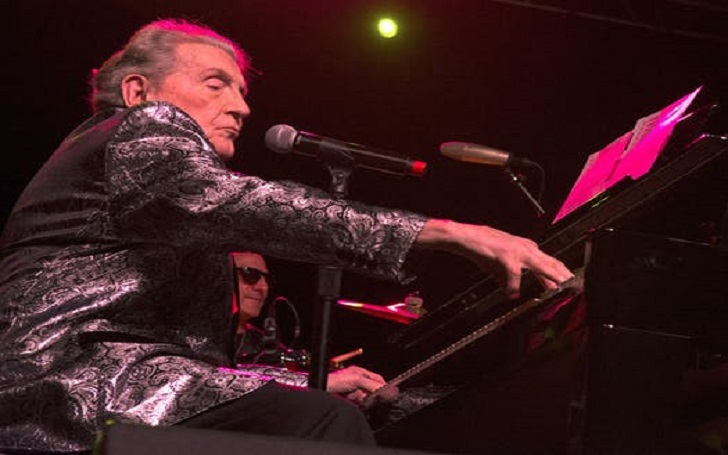 Rock 'n' Roll Pioneer Jerry Lee Lewis Suffers a Stroke and Hospitalized