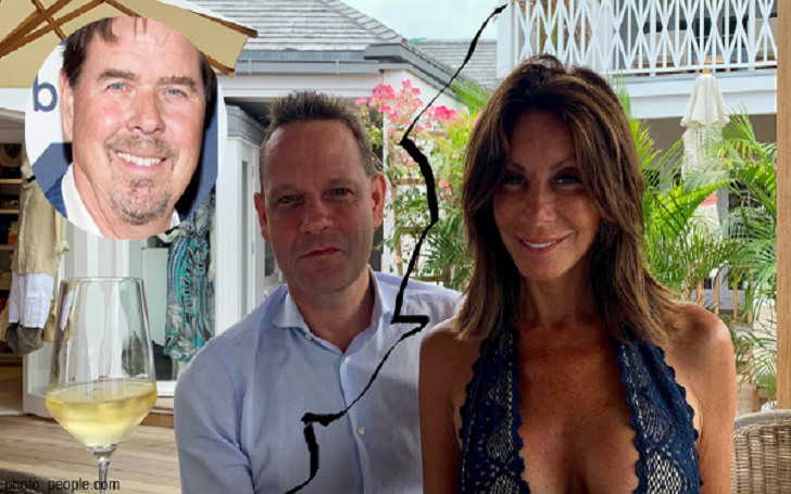 Danielle Staub's Ex-Husband Marty Caffrey Breaks Silence Over Her Split With Oliver Maier