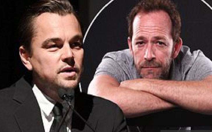 Leonardo DiCaprio Pays Tribute to Luke Perry After His Death From Massive Stroke