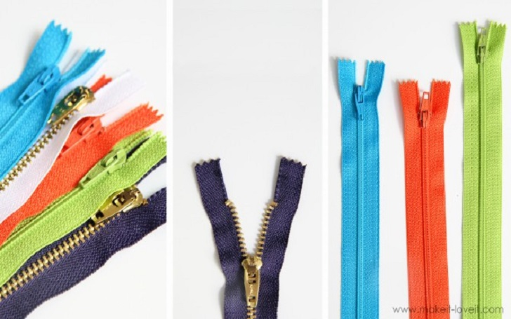 Here're Simple Steps to Make a Zipper Shorter