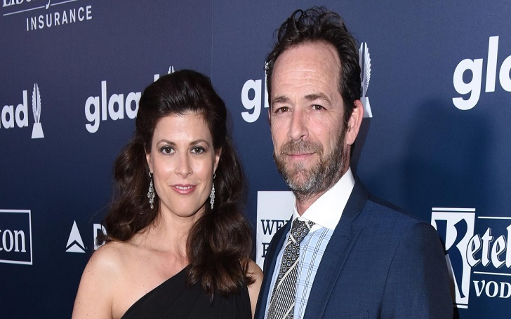 Luke Perry Was Secretly Engaged to Fiancee Wendy Madison Before His Death