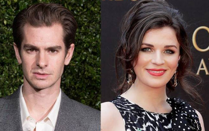 Andrew Garfield Dating Irish Comedian Aisling Bea?