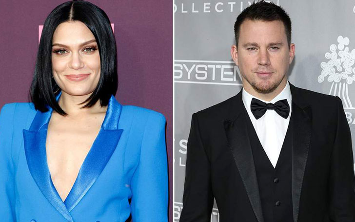 Jessie J Shares Private Messages Of Boyfriend Channing Tatum