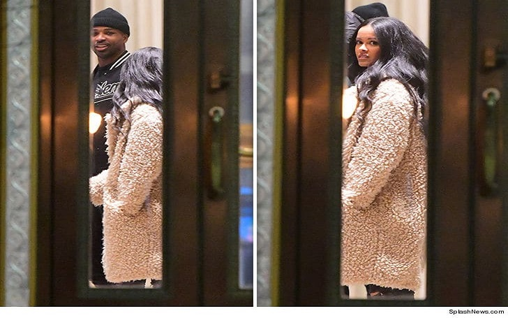 Tristan Thompson Spotted Again with Karizma Ramirez, After Jordyn Woods and Khloe Kardashian